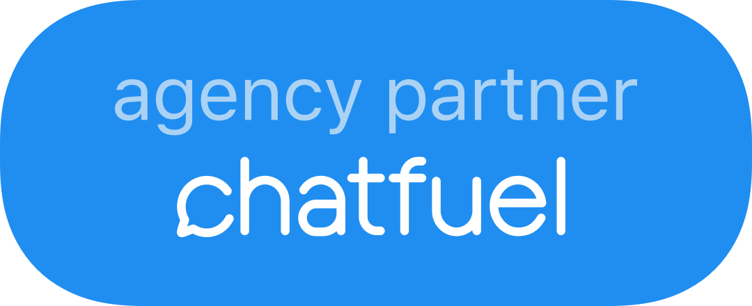 Chatfuel - agency partner